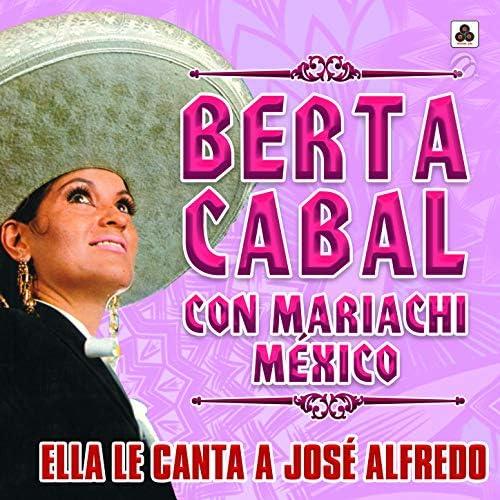 Berta Cabal feat. Mariachi México
