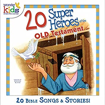 20 Super Heroes of the Old Testament, Vol. 2