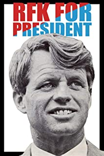 Robert Kennedy RFK for President Cool Wall Decor Art Print Poster 24x36