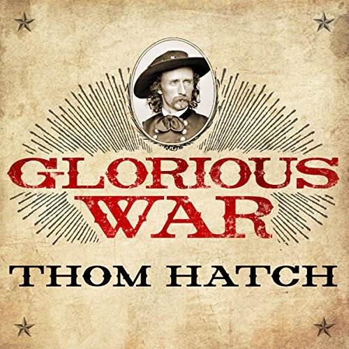 Glorious War audiobook cover art