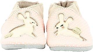 Robeez Rabbit Baby, Chausson Bébé Fille