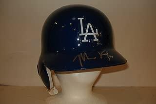 Los Angeles Dodgers - Matt Kemp Signed Batting Helmet (PSA/DNA COA)