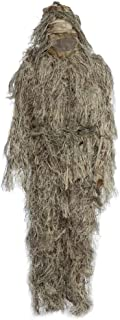 jkbfyt Camo Suits Ghillie Suits 3D Bionic Leaf Camouflage Clothing Army Sniper Military Clothes and Pants for Jungle Hunting,Shooting, Airsoft,Wildlife Photography,Halloween