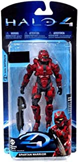 McFarlane Toys Halo 4 Series 2 Spartan Warrior Exclusive Action Figure [Red]