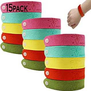 Best buzz mosquito bands Reviews