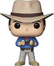 Funko Pop! Movies: Jurassic Park - Dr. Alan Grant Collectible Figure