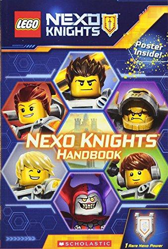 Preisvergleich Produktbild West,  T: NEXO Knights Handbook (LEGO NEXO Knights)