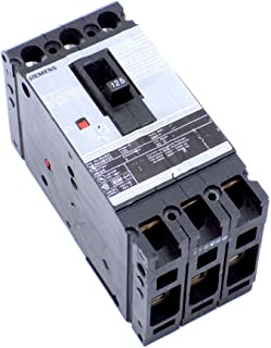 New Siemens HED43B125 Sentron HED Circuit Breaker 3 Pole 125A 480V 42kA