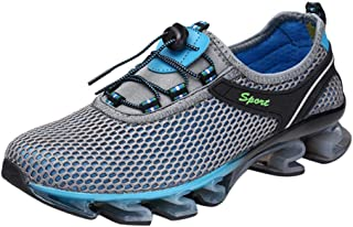 Jimmackey Sandali Sneakers Sportivi Estivi Uomo Trekking Sca