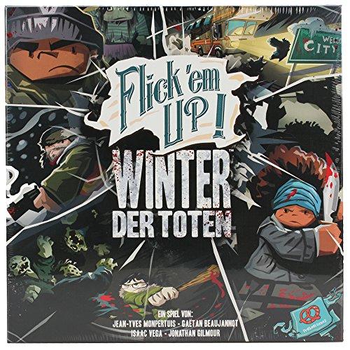 günstig Plan B-Spiele Flick em up!  – Winter der Toten Vergleich im Deutschland