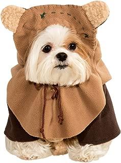Rubie's Star Wars Ewok Dog Costume Size Small