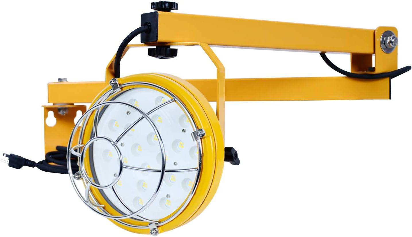 New arrival MCWOFI LED Luminaires Loading Dock A Lumens Lights 60W 6667 Genuine