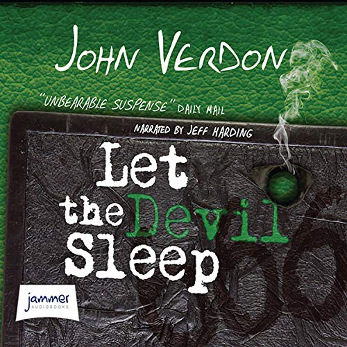 Let the Devil Sleep cover art