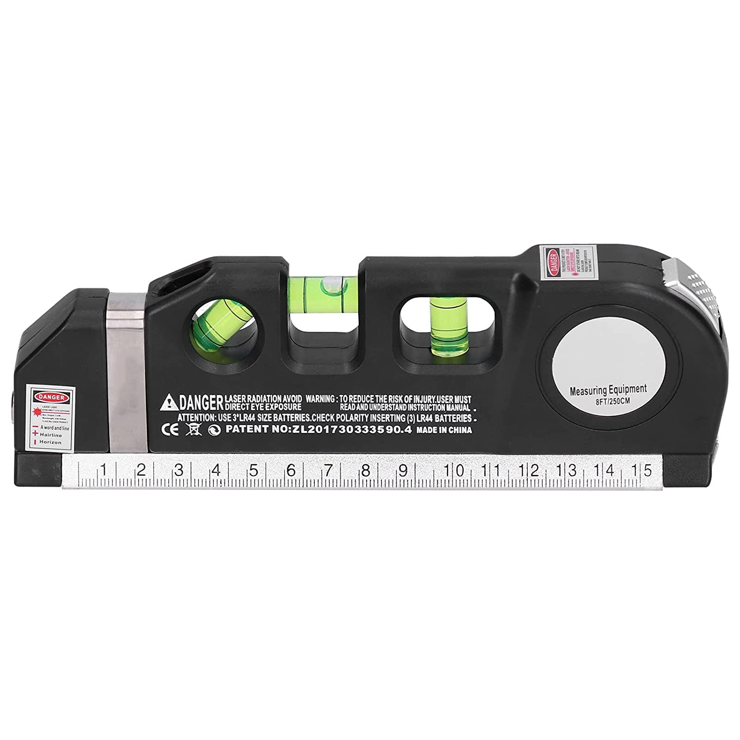 Level Measuring outlet Ruler Light Three‑Le Tape Luxury goods Accuracy High