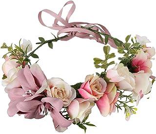 Flower Wreath For Dog