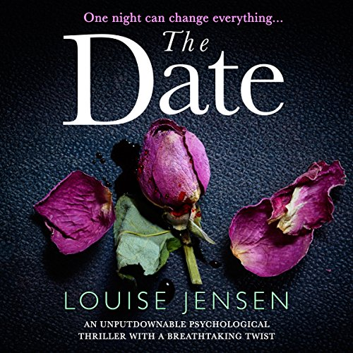The Date                   By:                                                                                                                                 Louise Jensen                               Narrated by:                                                                                                                                 Jasmine Blackborow                      Length: 9 hrs and 39 mins     171 ratings     Overall 4.1