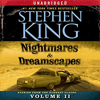 Nightmares & Dreamscapes, Volume II audiobook cover art