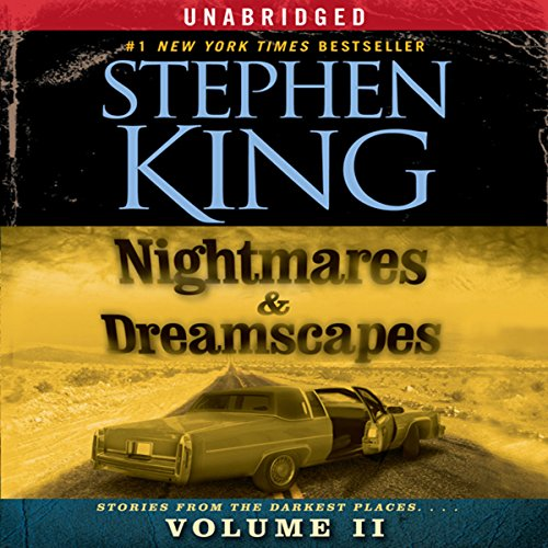 Page de couverture de Nightmares & Dreamscapes, Volume II