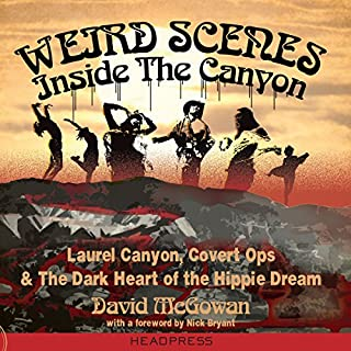Weird Scenes Inside the Canyon audiobook cover art