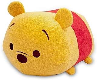 Pelúcia Tsum Tsum Média Ursinho Pooh - 30cm - Estrela