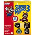 Perler 80-22841 Beads Super Mario Bros 3 Fuse Bead Pattern Pad