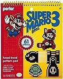 Perler 80-22841 Beads Super Mario Bros 3 Fuse Bead Pattern Pad, 14pgs