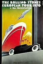 Rolling Stones - European Tour 1970 - Poster 13x19