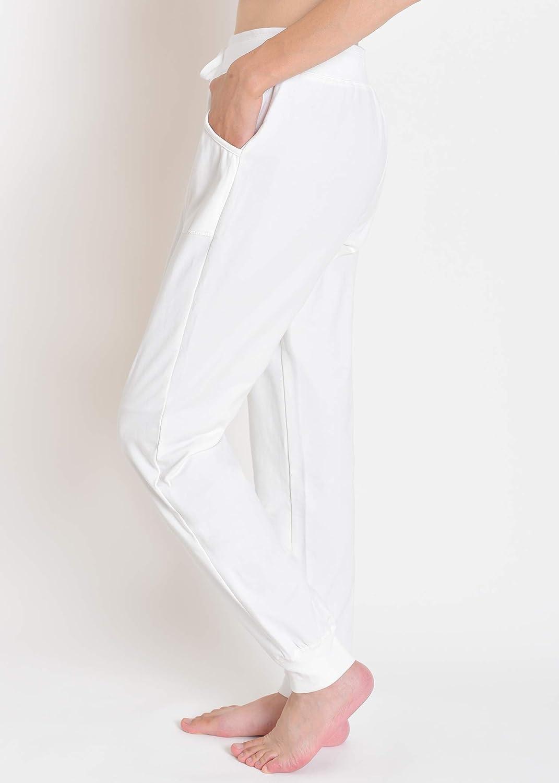 Latuza Womens Cotton Joggers Jersey Sweatpants with Pockets