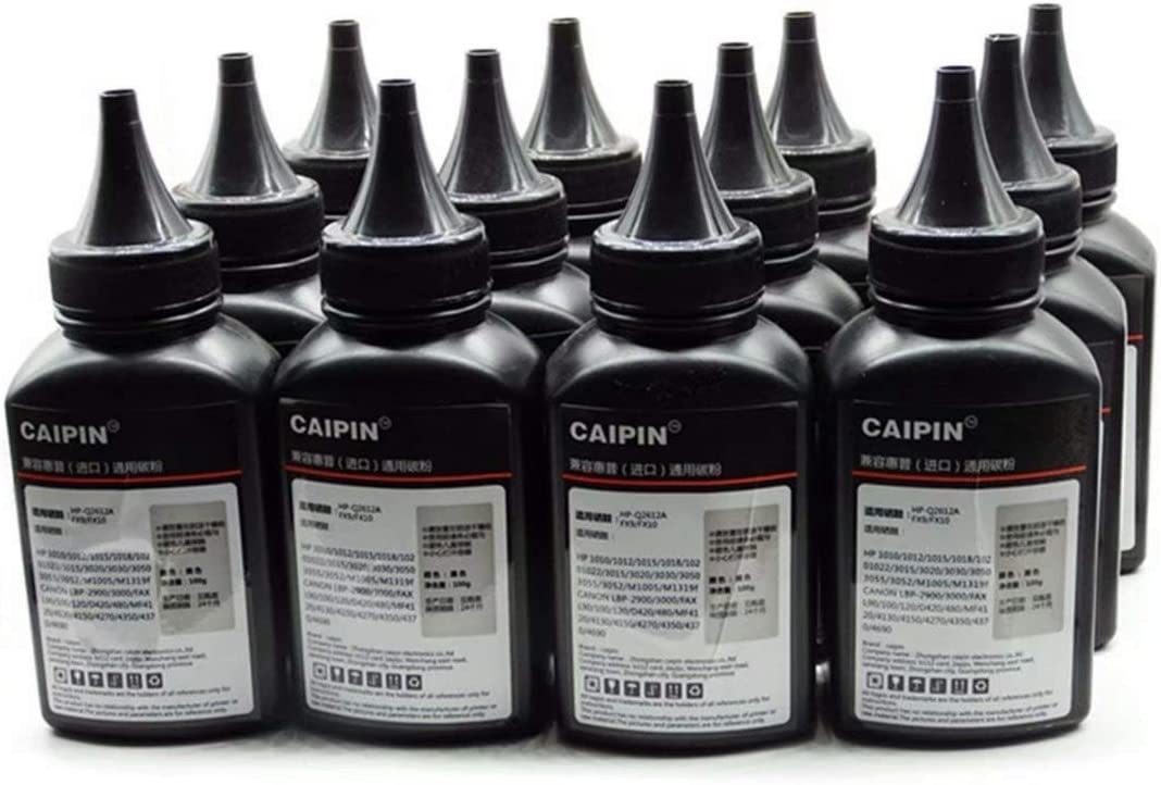 500g//Bag,1 Pack No-name Black Refill Laser Printer Toner Powder Kit for Brother TN-2275 TN-2090 TN-27J TN-11j HL-5250DN HL-5250DNT HL-5280DW Laser Printer