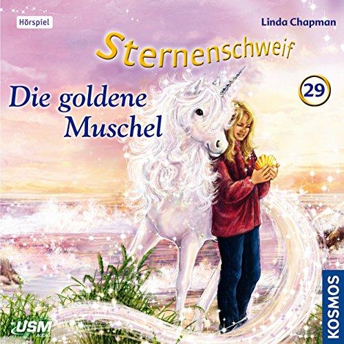 Die goldene Muschel (Sternenschweif 29) Titelbild