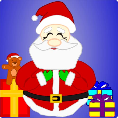 Santa Regalos de Navidad