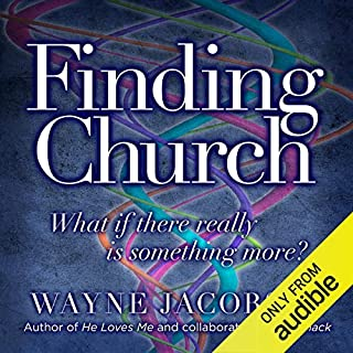 Finding Church cover art
