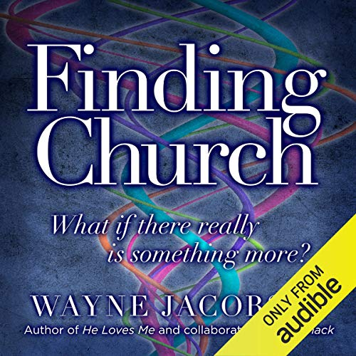 Finding Church audiobook cover art
