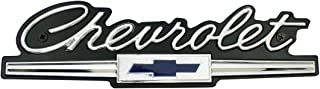 KNS Accessories KC4528 1966 Chevrolet Standard Front Grill Emblem for Impala, Bel Air, Biscayne, Caprice