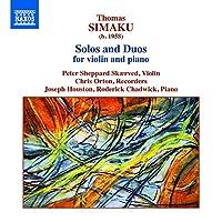 Solos & Duos Violin & Piano