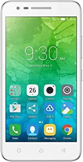 Lenovo C2 Power Dual SIM - 16GB, 2GB RAM, 4G LTE, White