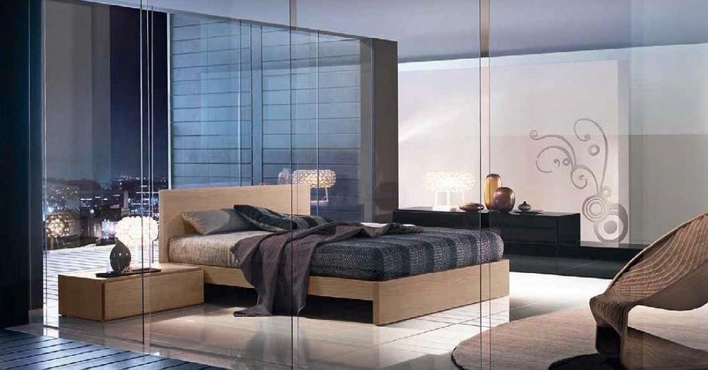 Idee Betten Doppelbett Typ Regis in Holz