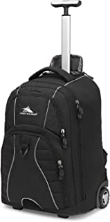 rbh sport rolling backpack