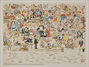 charles schulz signed prints