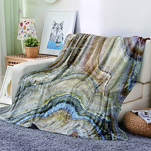 Michance Digital Printing Realistic Pattern Blanket Soft And Comfortable Sofa Blanket Suitable For Bed, Hotel, Rocking Chair Bedding