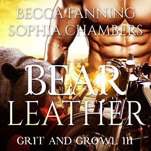 Bear Leather audiobook cover art