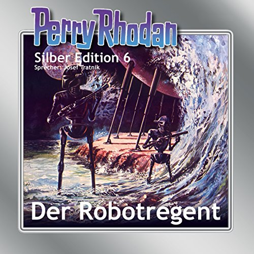 Der Robotregent audiobook cover art