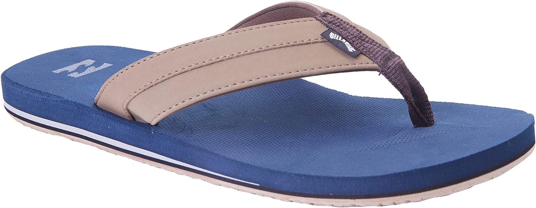 Billabong Men's Classic Supreme Cushion Flip Flop Sandal