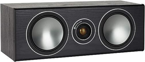 Monitor Audio Bronze 2 Bookshelf Speakers - Black Oak