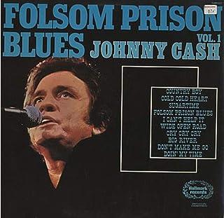 Folsom Prison Blues Vol. 1 - Johnny Cash LP