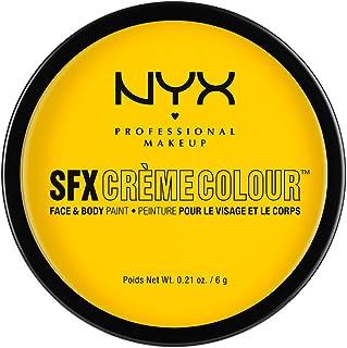 NYX PROFESSIONAL MAKEUP SFX Creme Colour, Yellow