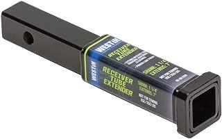 Westin 65-691300 Black Receiver Tube Extender