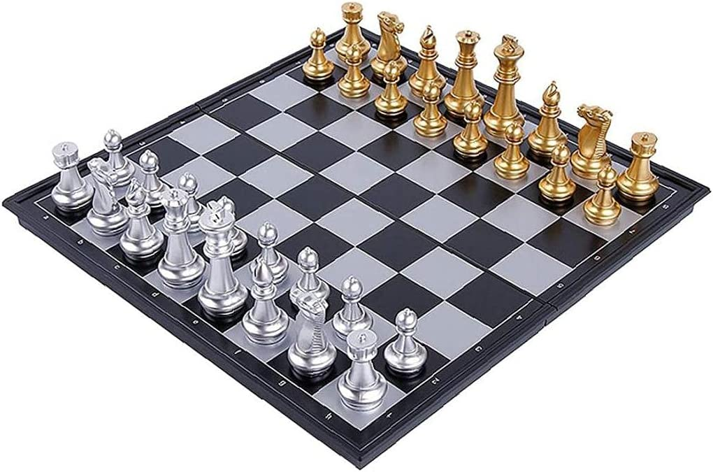 Hainice Folding Chess Board Pieces Chessboard Product Genuine Free Shipping Set Medieval