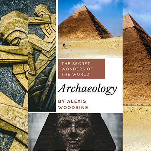 Archaeology audiobook cover art