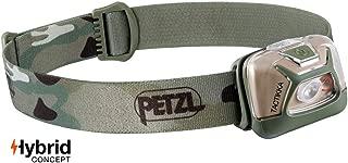 PETZL - TACTIKKA Headlamp, 300 lumens, Ultra-Compact Headlamp